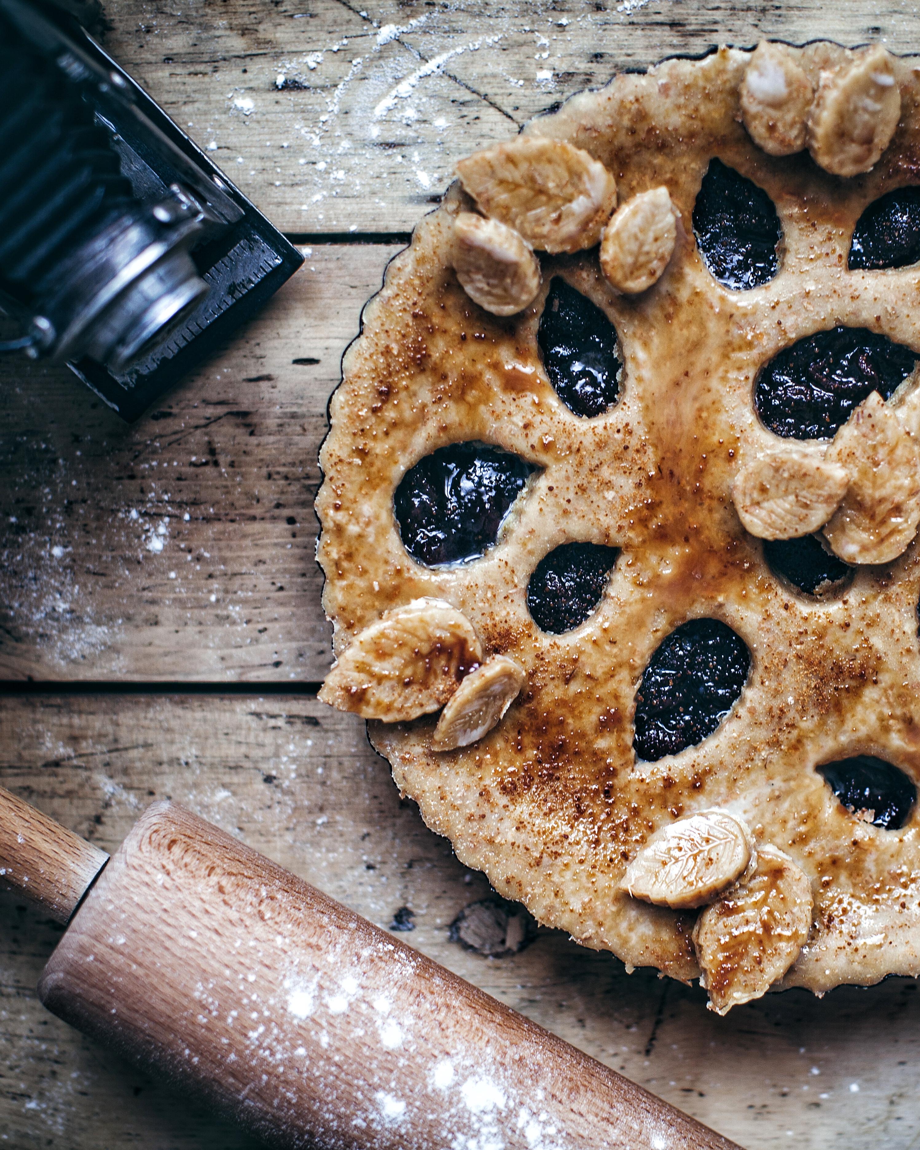 Cherry Vegan Pie