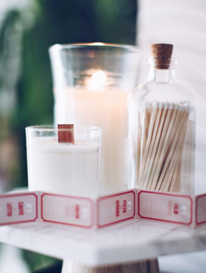 Home fragrances // le candele più buone!